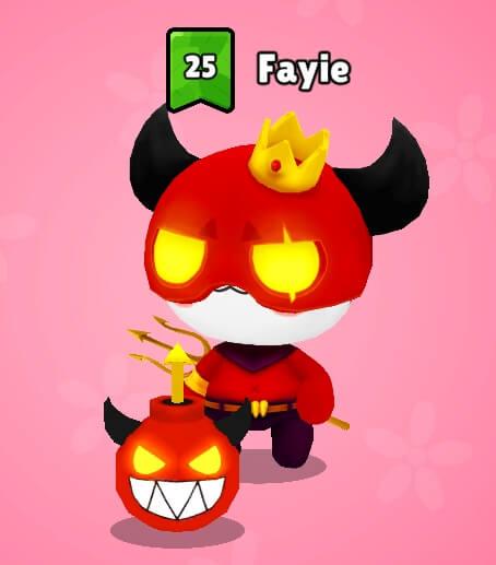 BBR Fayie Char