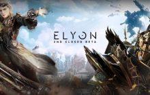 Elyon Second Closed Beta Test