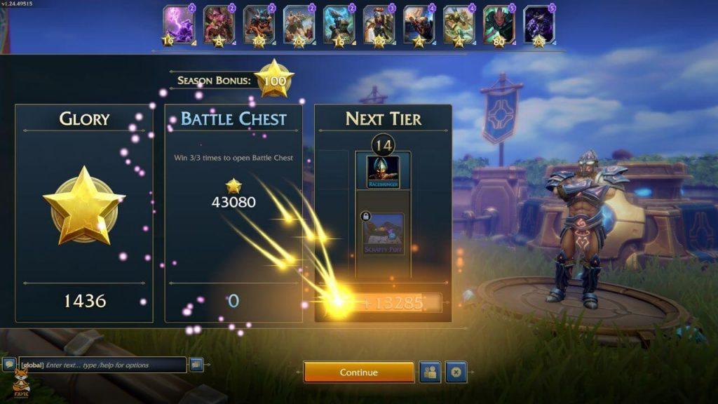 MM - 3 Win Battle Chest
