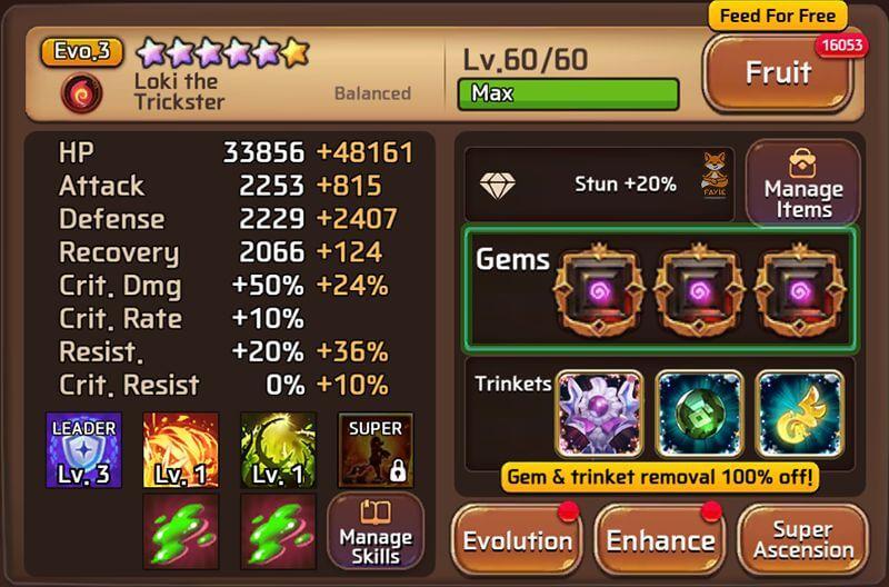 MSL B11 Fire Loki