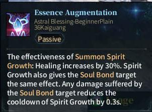 5. SOLO Reaper Astral - Essence Augmentation