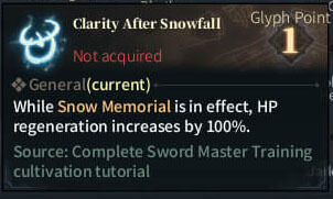 SOLO Bard - Clarity After Snowfall