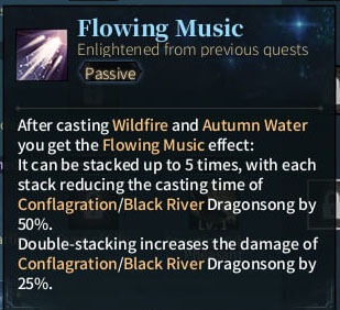 SOLO Bard - Flowing Music