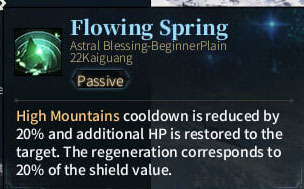 SOLO Bard - Flowing Springs