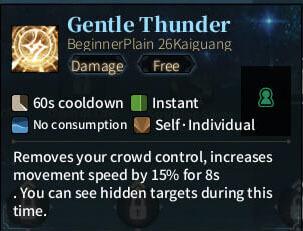SOLO Bard - Gentle Thunder