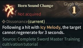 SOLO Bard - Horn Sound Change