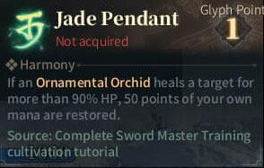 SOLO Bard - Jade Pendant
