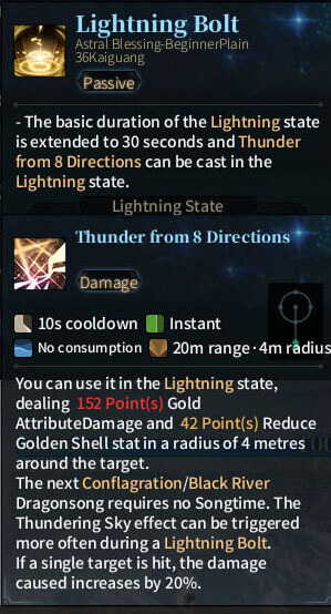 SOLO Bard - Lightning Bolt