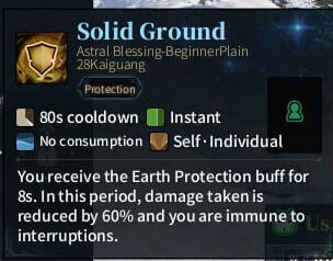 SOLO Bard - solid Ground