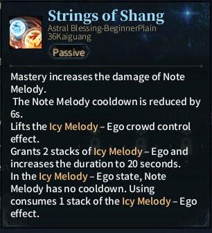SOLO Bard - Strings of Shang