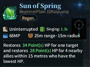 SOLO Bard - Sun of Spring