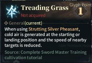 SOLO Bard - Threading Grass