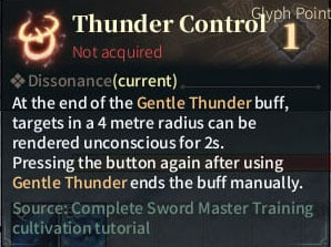 SOLO Bard - Thunder Control