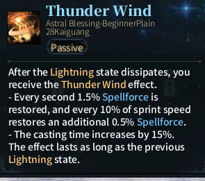 SOLO Bard - Thunder Wind