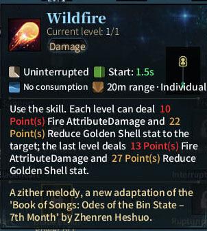 SOLO Bard - Wildfire