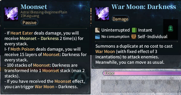 SOLO Reaper Astral - Moonset