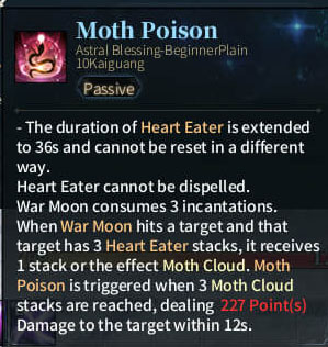 SOLO Reaper Astral - Moth Poison