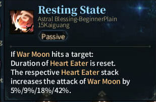 SOLO Reaper Astral - Resting State