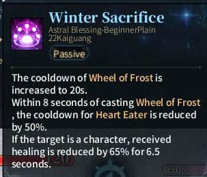 SOLO Reaper Astral - Winter Sacrifice