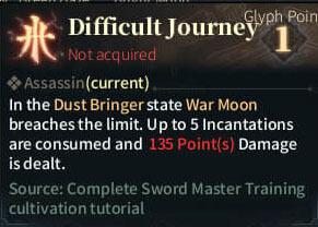 SOLO Reaper Glyph - Difficult Journey