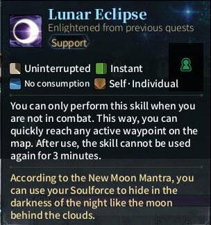 SOLO Reaper - lunar Eclipse