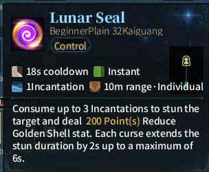 SOLO Reaper - Lunar Seal