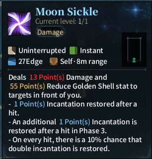 SOLO Reaper - Moon Sickle