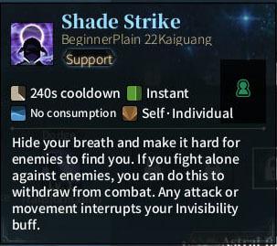 SOLO Reaper - Shade Strike