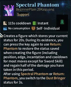 SOLO Reaper - Spectral Phantom