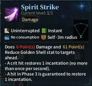 SOLO Reaper - Spirit Strike