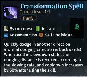 SOLO Reaper - Transformation Spell
