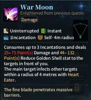 SOLO Reaper - War Moon