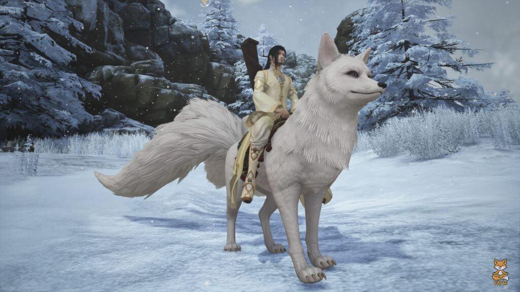 SOLO Snow Fox Mount