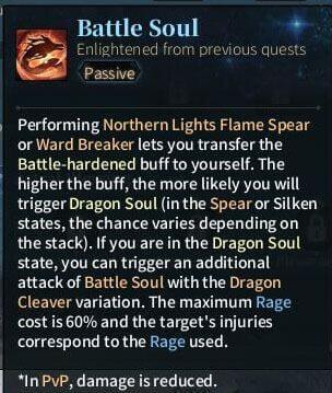 SOLO Spear - Battle Soul
