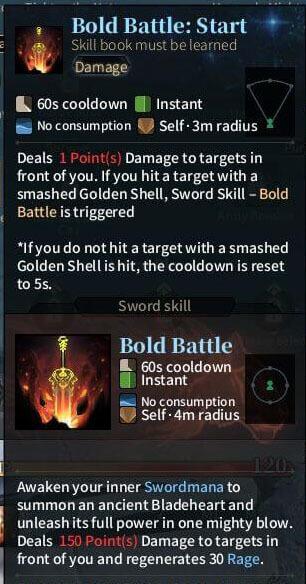 SOLO Spear - Bold Battle Start