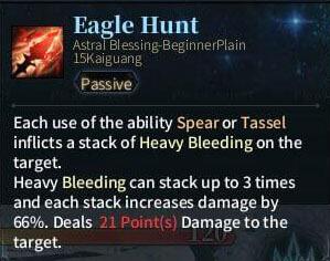 SOLO Spear - Eagle Hunt
