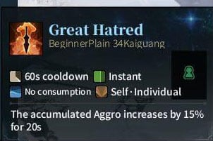 SOLO Spear - Great Hatred