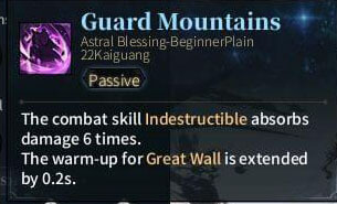 SOLO Spear - Guard Mountains