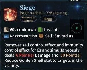 SOLO Spear - Siege