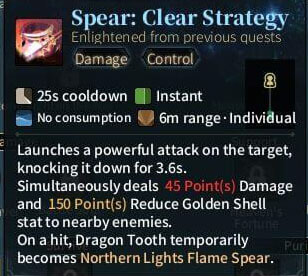 SOLO Spear - Spear Clear Strategy