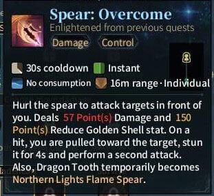 SOLO Spear - Spear - Overcome