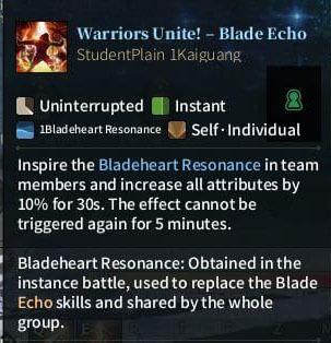 SOLO Spear - Warriors Unite - Blade Echo