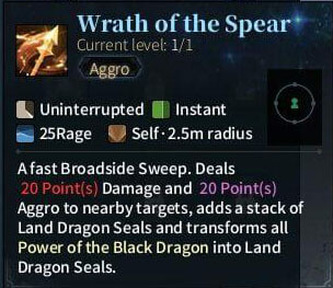 SOLO Spear - Wrath of the SPear