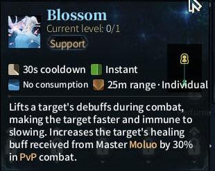 SOLO Summoner Astral - Blossom