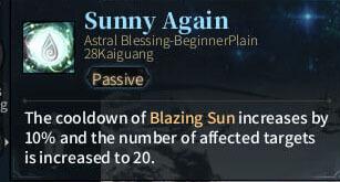 SOLO Summoner Astral - Sunny Again