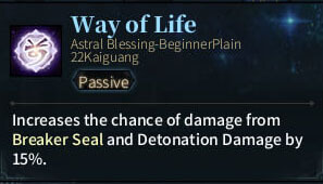 SOLO Summoner Astral - Way of Life
