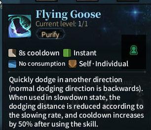 SOLO Summoner - Flying Goose