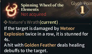 SOLO Summoner Glyphs - Spinning Wheel of the Elements