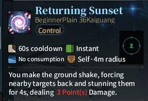 SOLO Summoner - Returning Sunset