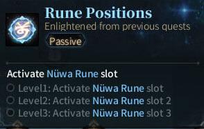 SOLO Summoner - Rune Positions